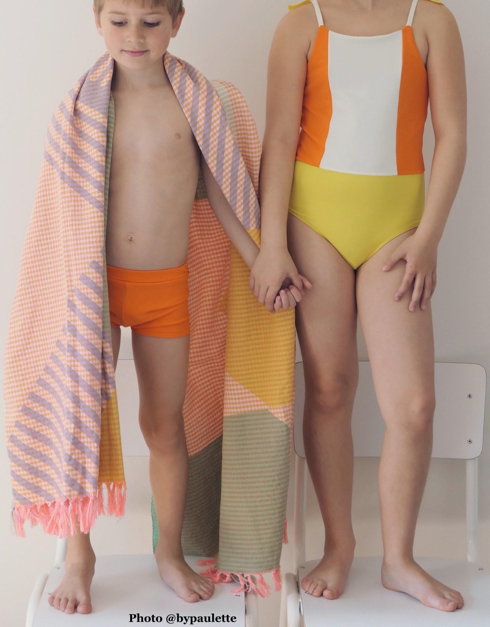 Ikatee Sebastien underwear set + swimwear boys