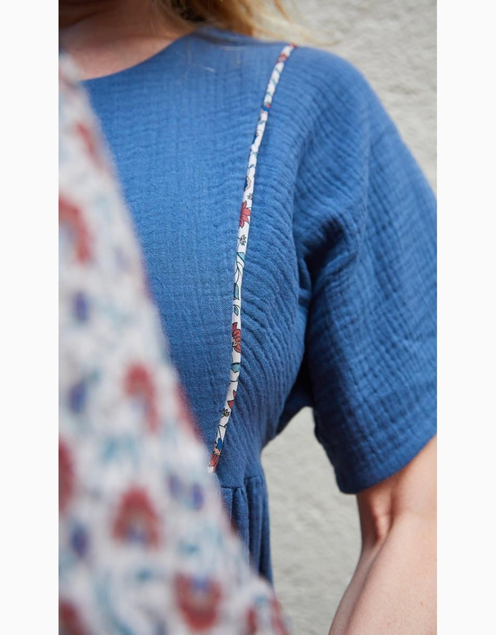 Ikatee Sakura blouse/dress dames