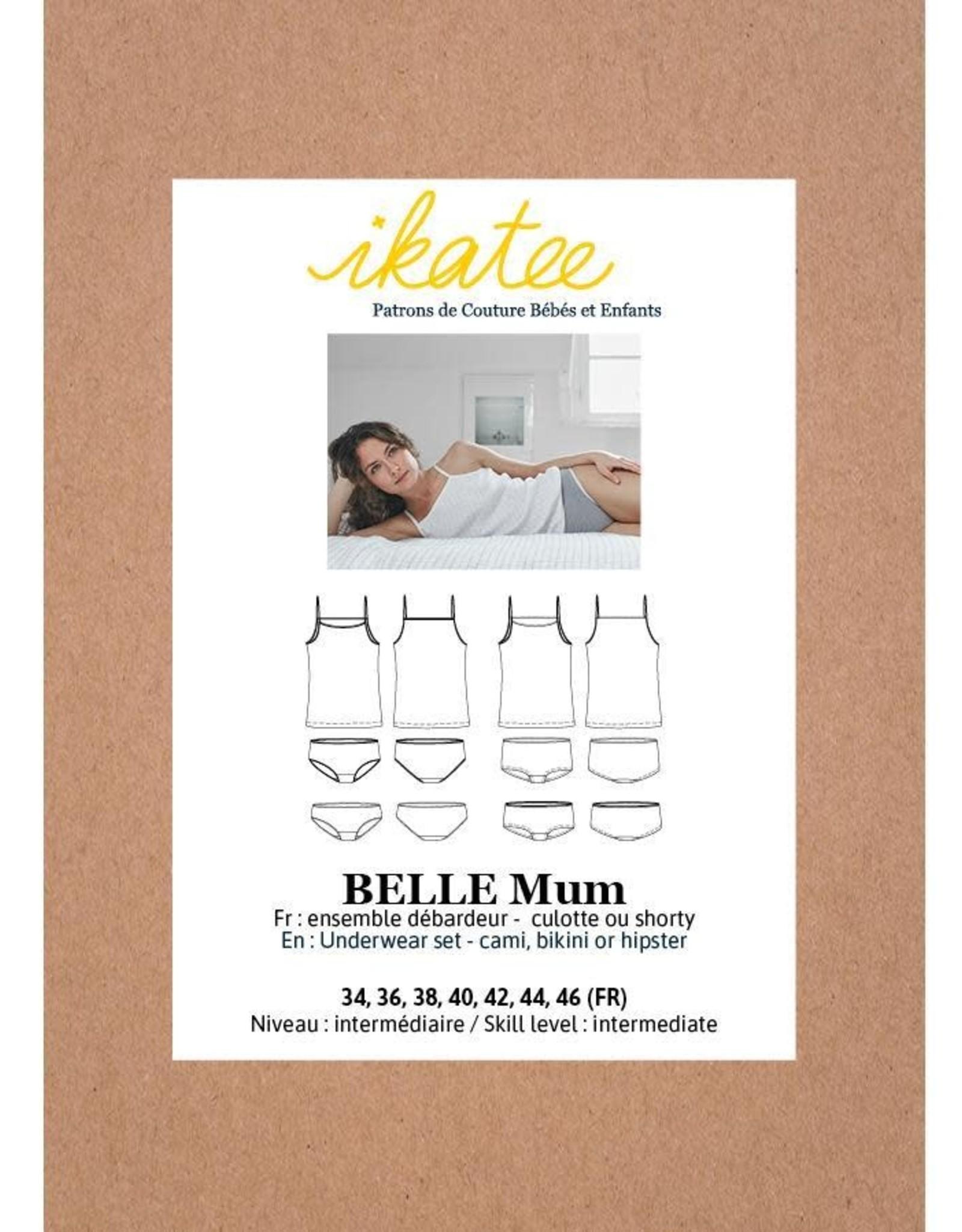 Ikatee Belle mum underwear set