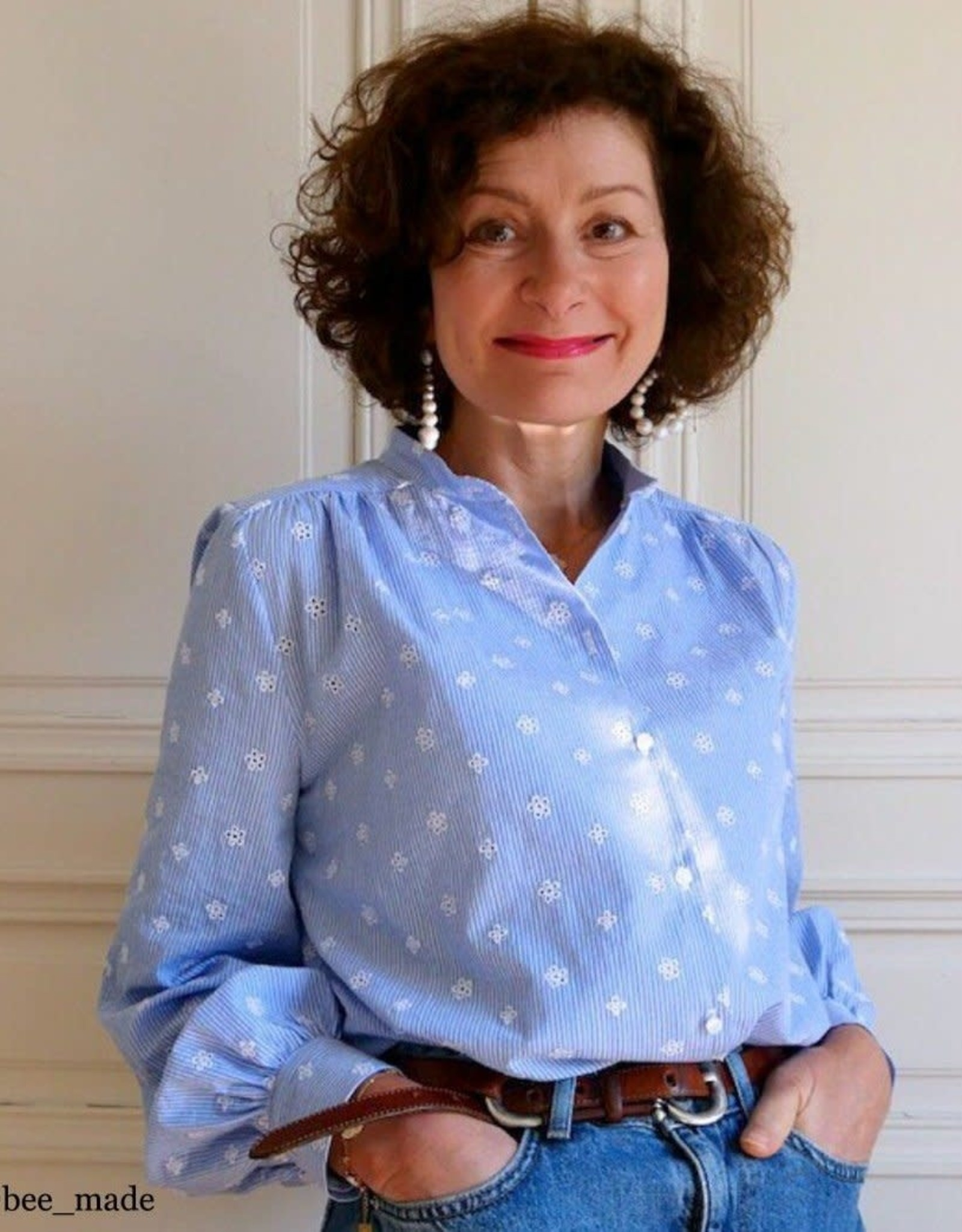 Ikatee Alex mum blouse or dress