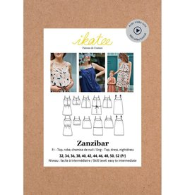 Ikatee Zanzibar top or dress