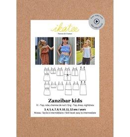 Ikatee Zanzibar kids top or dress