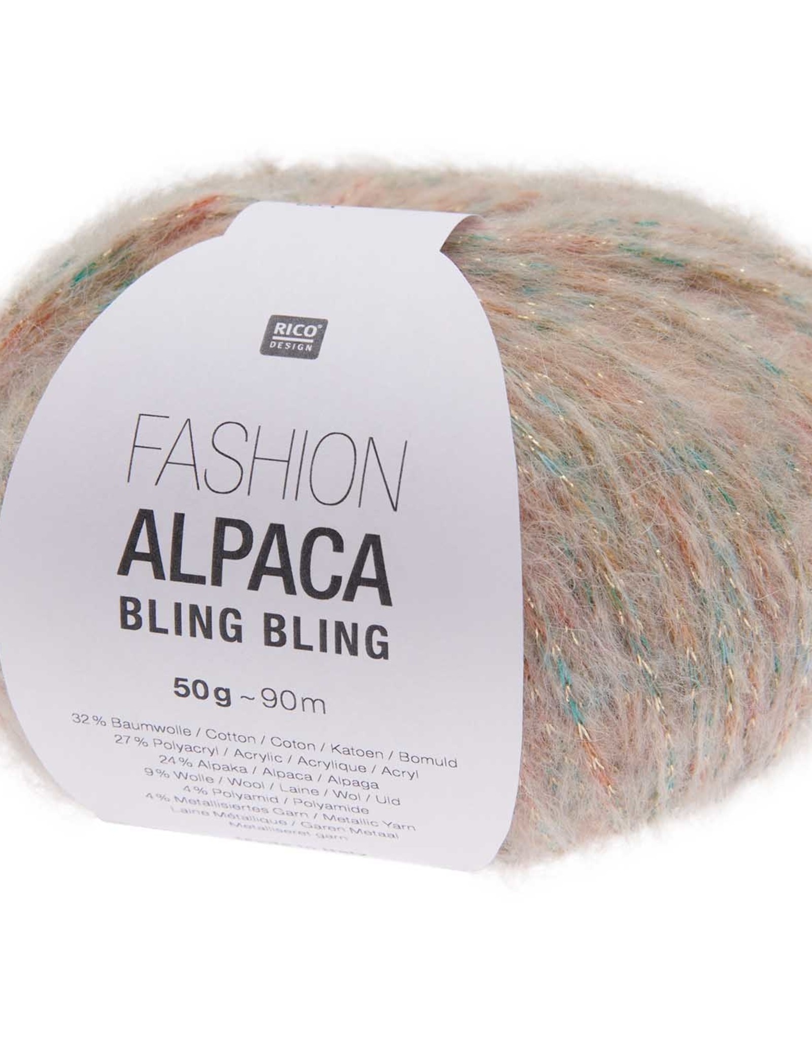 Rico Design Fashion Alpaca Bling Bling
