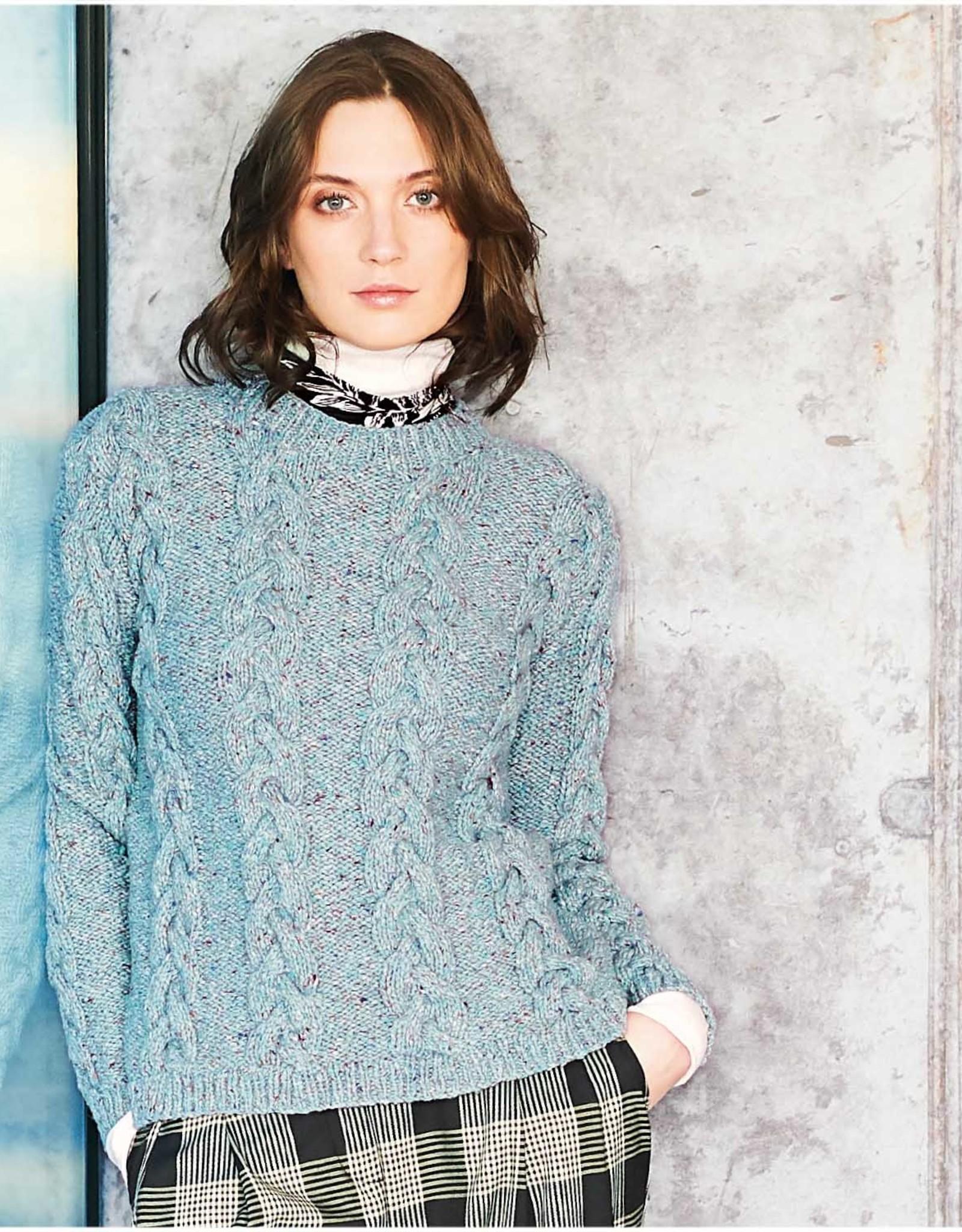 Rico Design Fashion Modern Tweed Aran