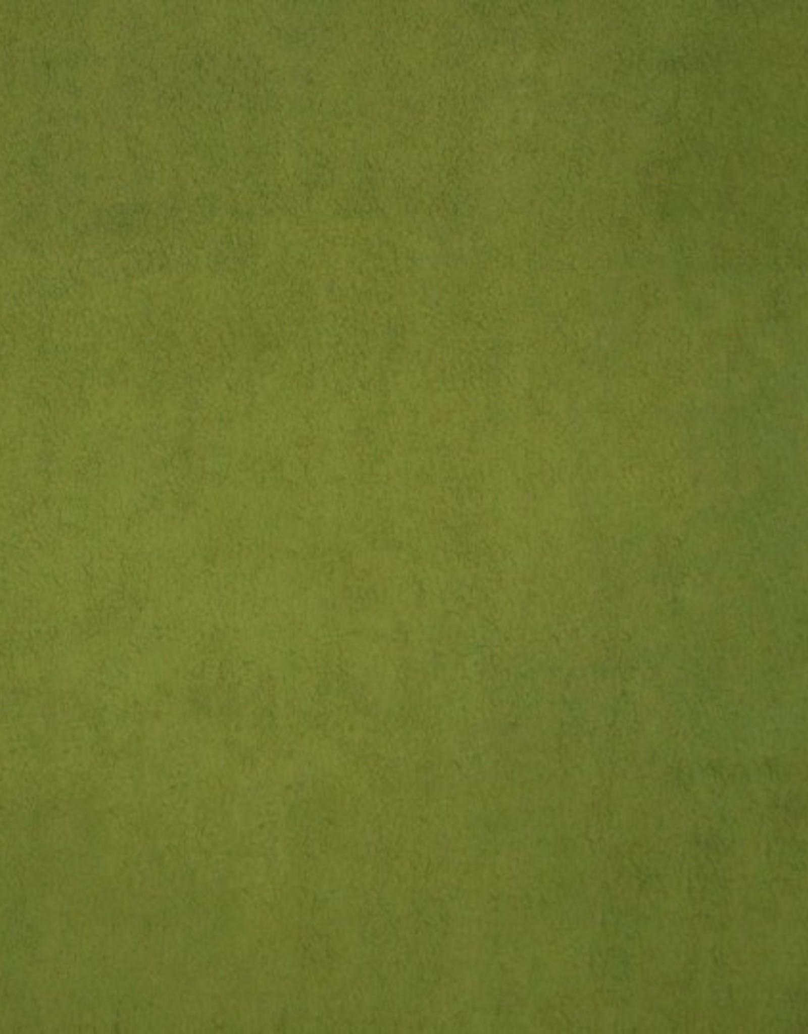 Fleece anti-pilling lime