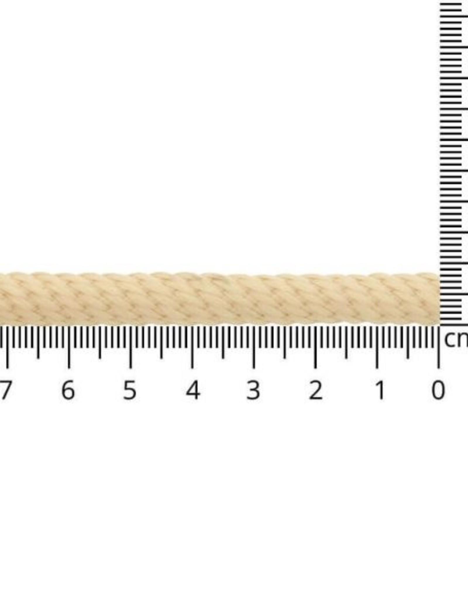 Koord 8mm kl886 beige