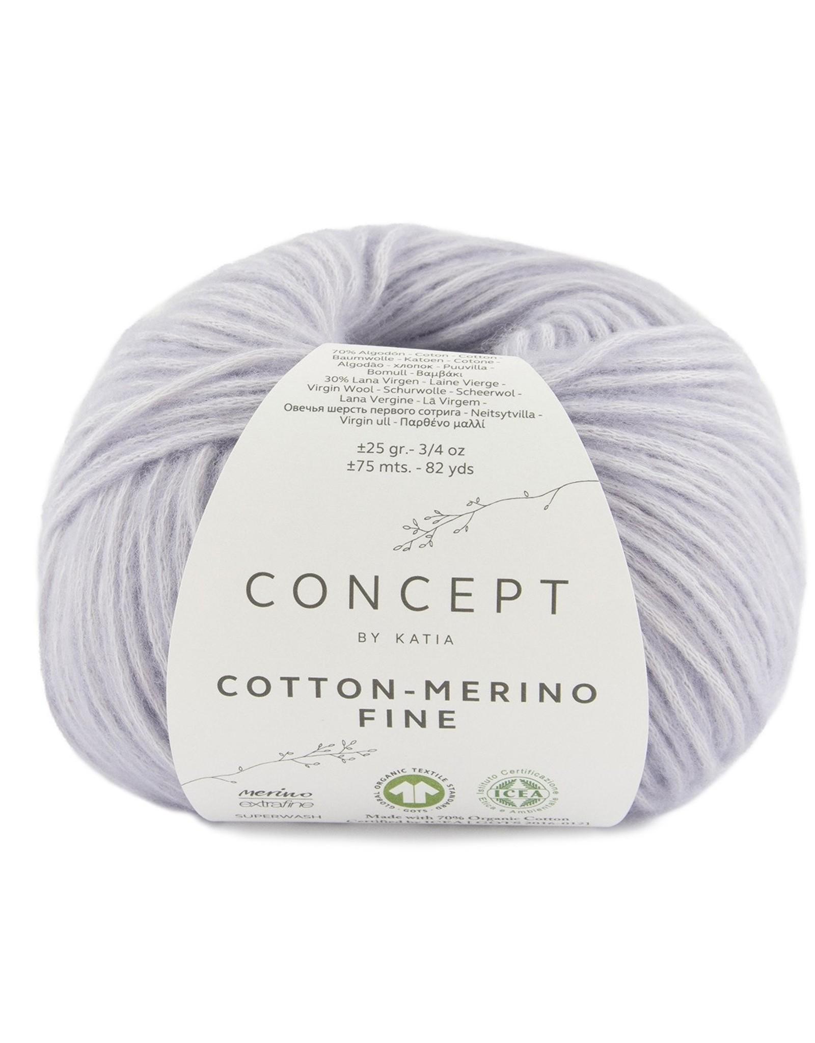 Katia Cotton-Merino Fine