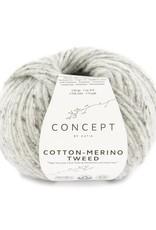 Katia Cotton-Merino Tweed