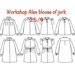Workshop Alex jurk 25/9