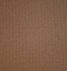 Visgraat bruin
