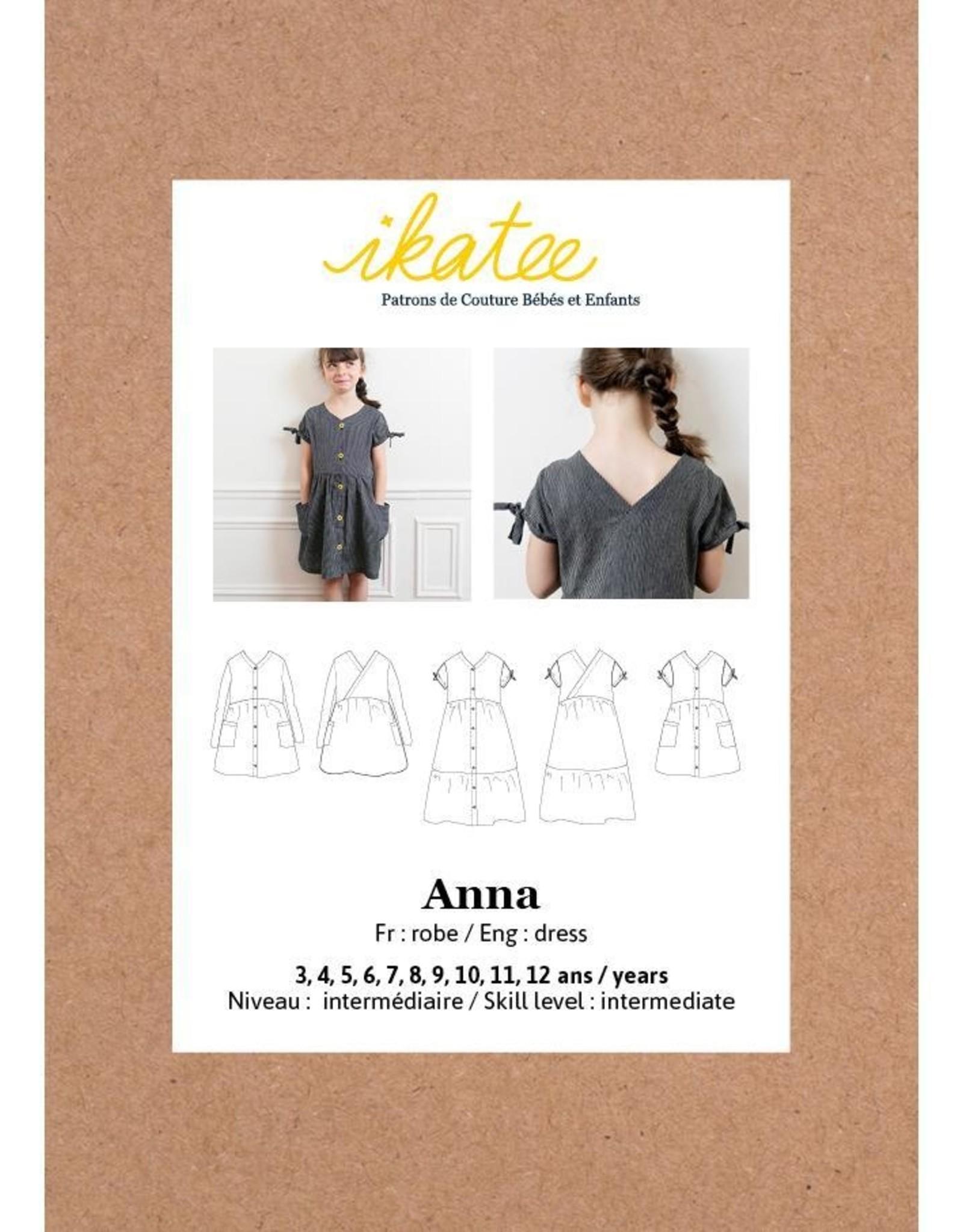 Ikatee Anna dress