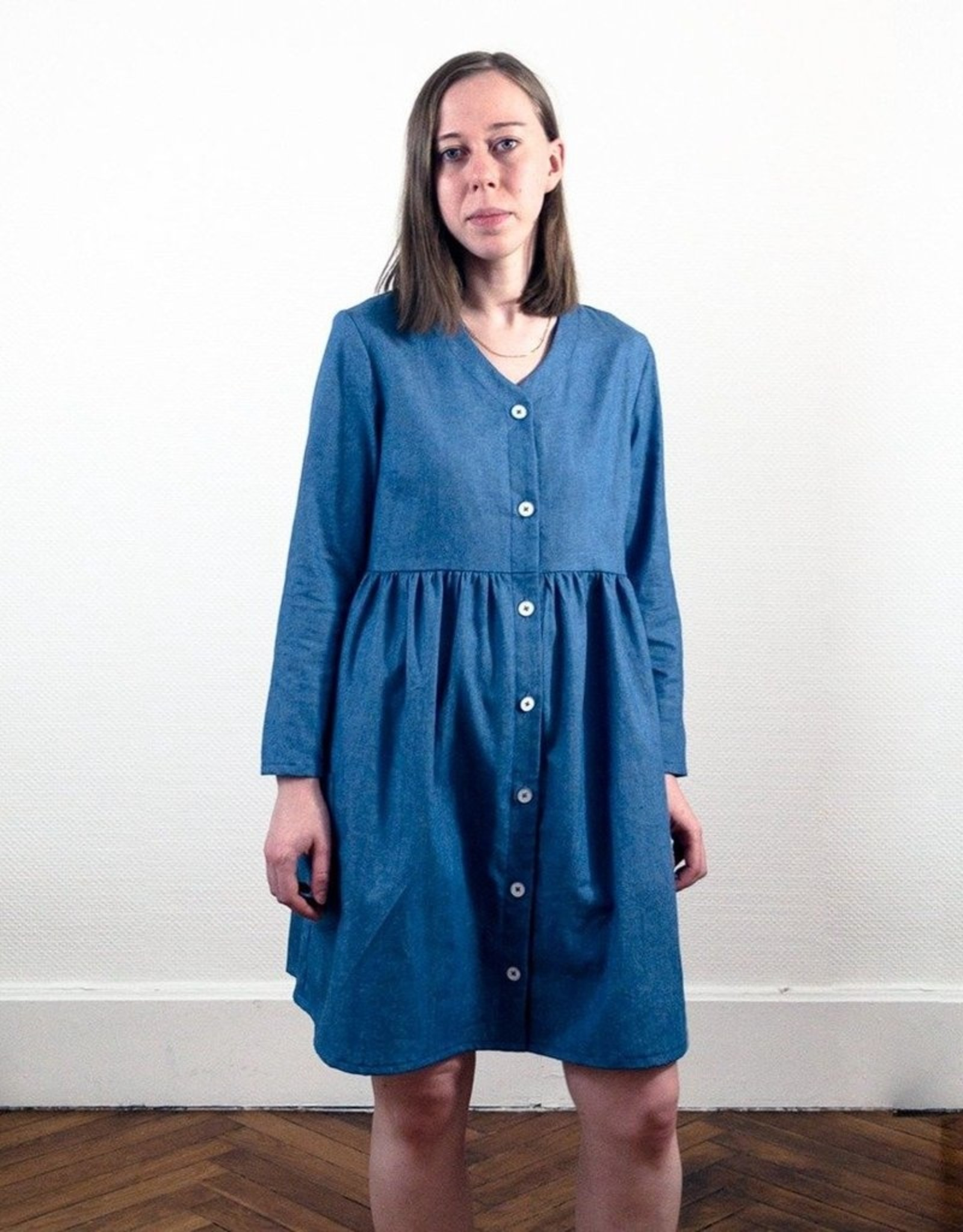 Ikatee Anna mum dress