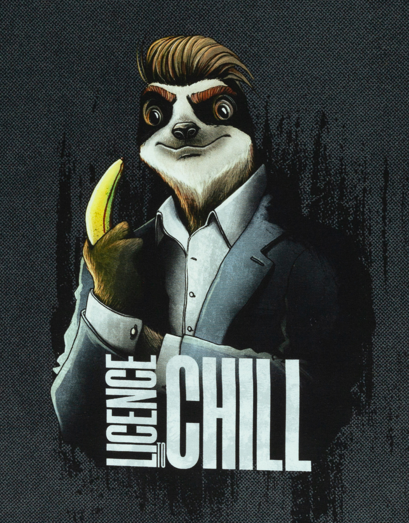 Licence to chill paneel