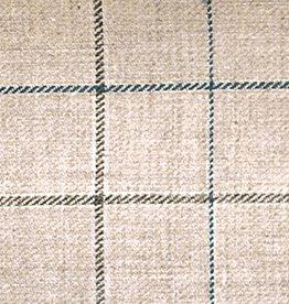 Katia Viyella tartan recycled grey blue