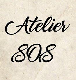 Atelier SOS 8/10 13 uur