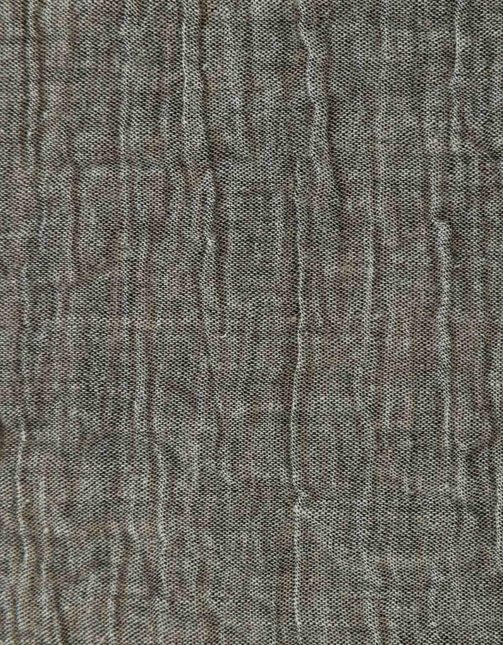 Katia Mousseline chambray graniet