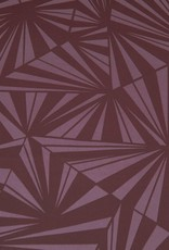 Hilco Big pattern bordeaux