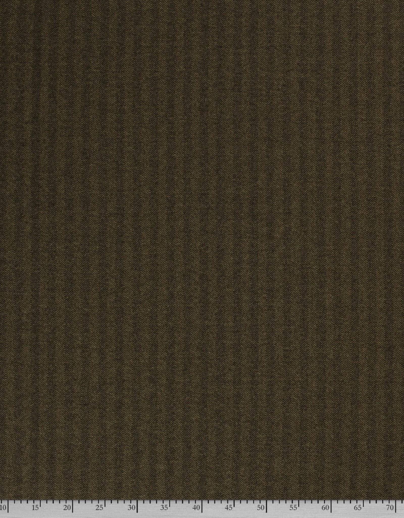 Jacquard visgraat groen