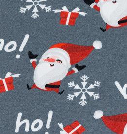 Jogging Santa