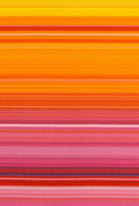 Softshell stretch multi stripes light pink
