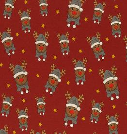 Sweater reindeer Rudolph