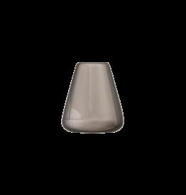 Koordbelletje donker zilver 5mm