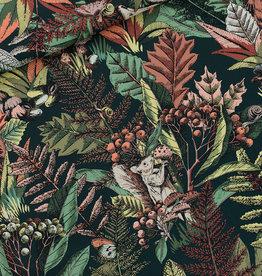 SYAS Autumn joy cotton canvas gabardine
