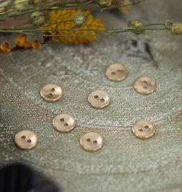 SYAS Knoop 10mm metal smooth soft gold