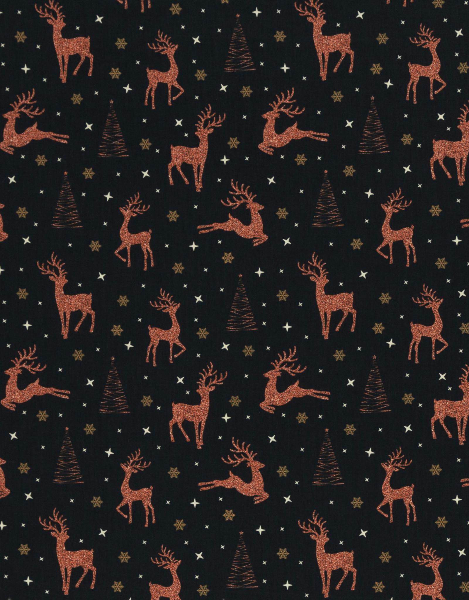 Reindeer copper