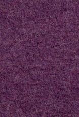Gekookte wol melange purple