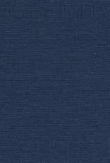 Boordstof denim blue