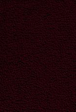Knitted teddy bordeaux