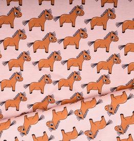 Eva Mouton Pony tricot