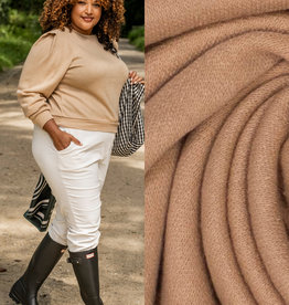 FM Clemence mohair touch toasted almond