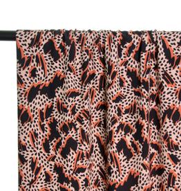Atelier Jupe Graphic print viscose