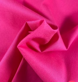 LMV flut roze katoen stretch