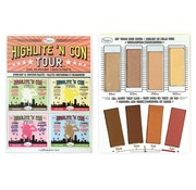 theBalm Highlite 'N Con Tour - Highlight & Contour Palette