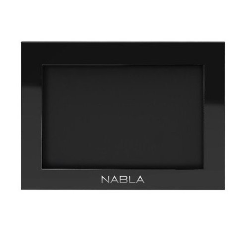 NABLA Liberty Six Customizable Palette - Black