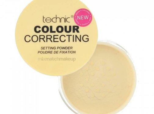 Technic Colour Correcting Setting Powder