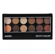 City Color Cosmetics Eyeshadow Palette - Naked