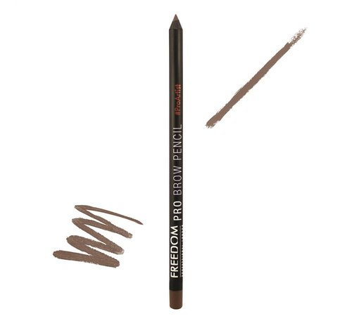 Freedom Makeup Pro Brow Pencil - Soft Brown
