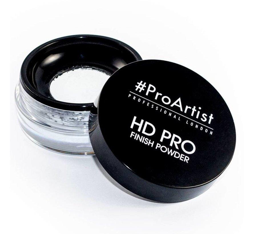 HD Pro Finish Translucent - Loose