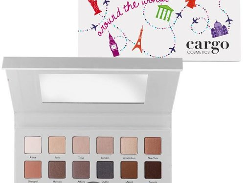 Cargo Cosmetics Around The World Palette