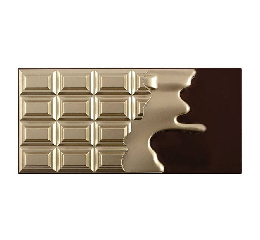 I Heart Chocolate Golden Bar