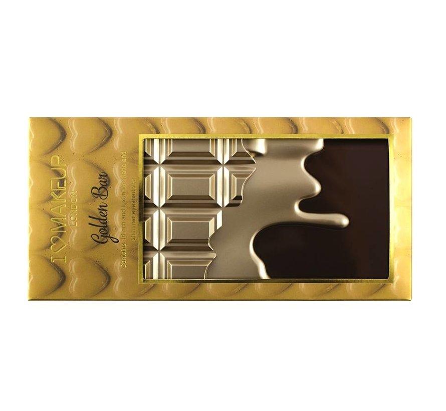 I Heart Chocolate Golden Bar