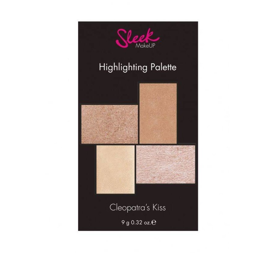 Cleopatra's Kiss Highlighting Palette - Highlighter
