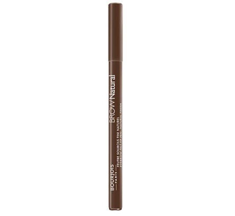 Brow Natural Pen - Brun