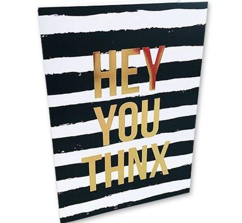 Greeting Card Thnx