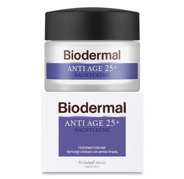 Biodermal Anti-Age 25+ Nachtcreme