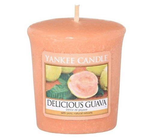 Yankee Candle Delicious Guava - Votive